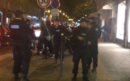 Свидетель паники в Париже: были слышны негромкие взрывы