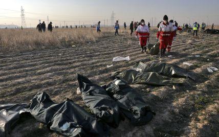 Иран выплатит компенсации семьям погибших в катастрофе МАУ до решения суда