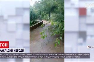 Новости Украины: более 800 населенных пунктов остались без света из-за непогоды