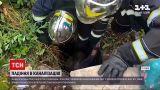Новости Украины: в Ровно женщина ночь просидела в канализационном люке