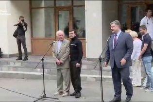 Перший брифінг Солошенка й Афанасьєва після звільнення. Онлайн-трансляція