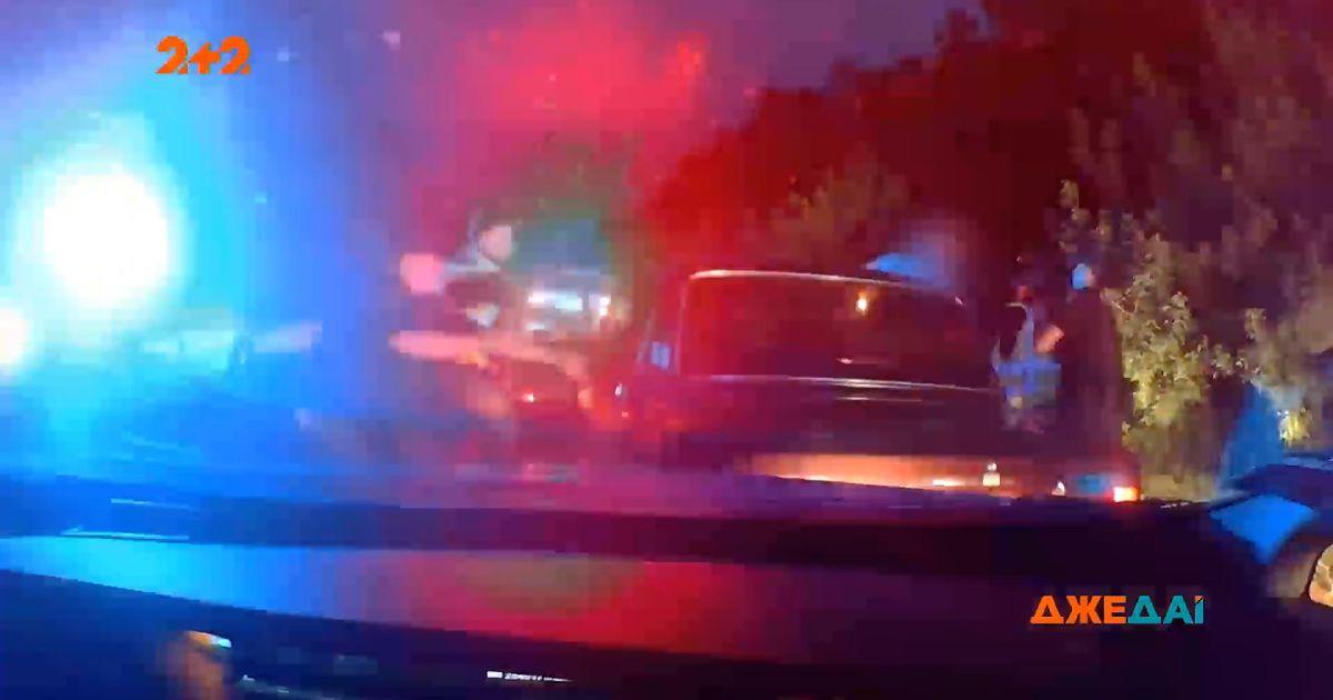 В Сумах копы 10 километров преследовали пьяного водителя