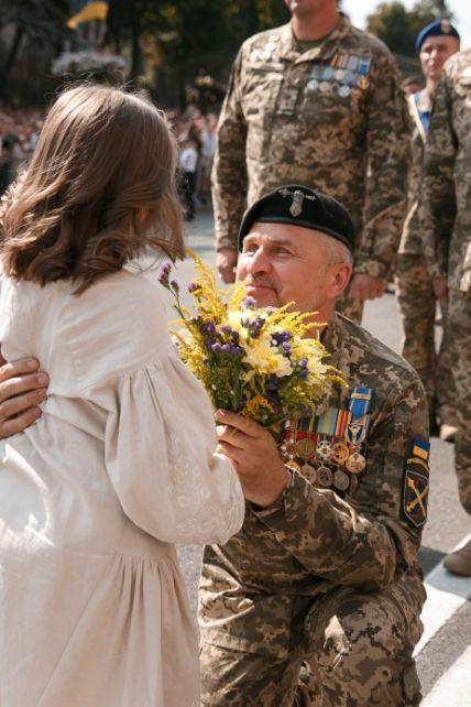 """""""Мрія"""" у небі, сльози президента та освідчення у коханні: найяскравіші моменти зі святкування Дня Незалежності"""