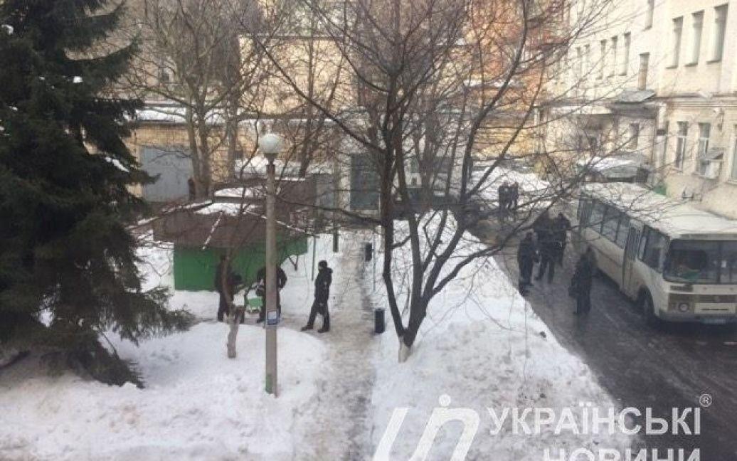© Українські новини