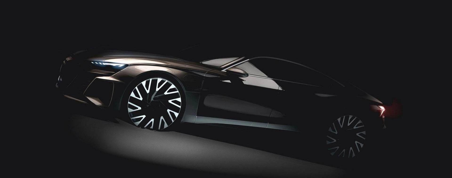 """Стала известна стоимость """"заряженной"""" версии электромобиля Audi e-tron в Украине"""