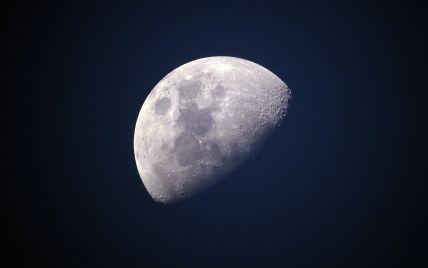 У NASA вперше підтвердили наявність води на освітленій стороні Місяця