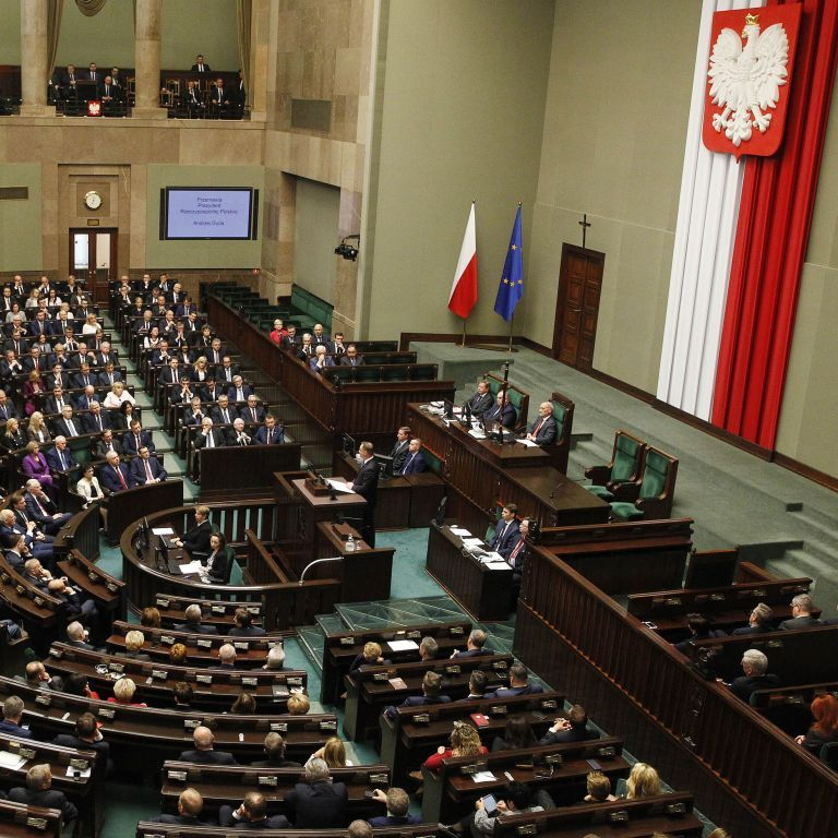 """Польша призвала ЕС и НАТО остановить российский """"Северный поток-2"""""""