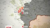 Штаб АТО сообщает о новой активизации боевиков