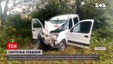 Новини України: на Прикарпатті майже одночасно сталися дві масштабних аварії