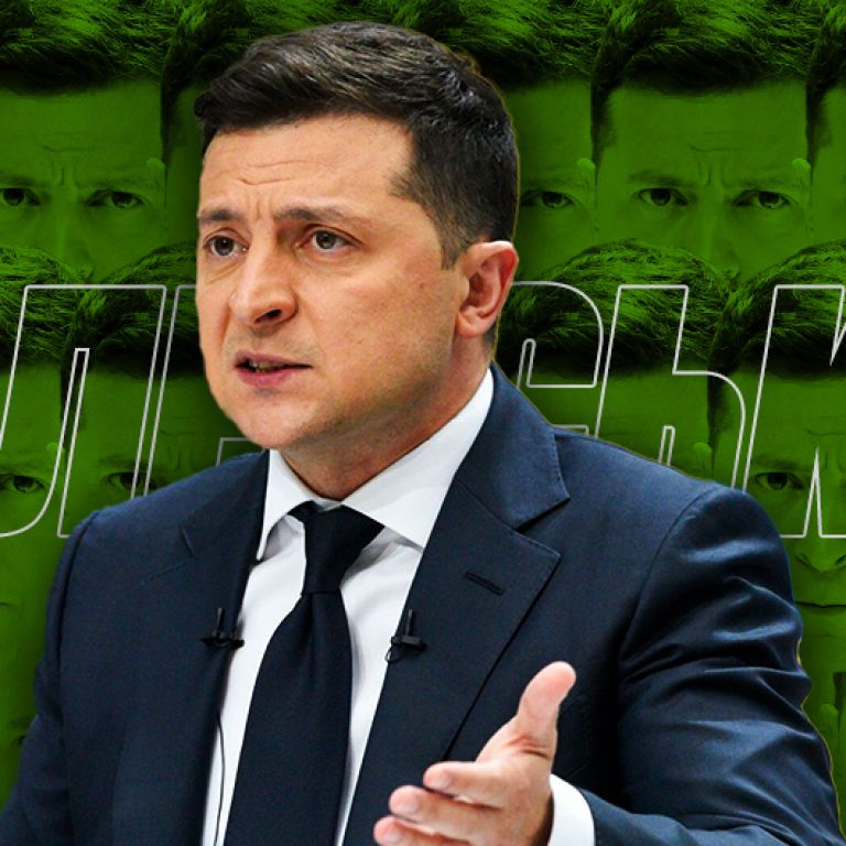 Інтерв'ю Зеленського: президент розповів про зустріч з Байденом і Путіним, ставлення до Порошенка і долю олігархів