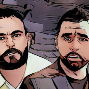 """Подозрение в коррупции и битва полиграфов: рассказываем в комиксе главное о скандале в """"Слуге народа"""""""