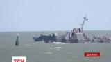 В Азовском море обнаружили останки тела