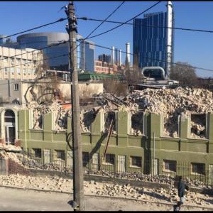 У Києві знесли історичний будинок: прокуратура почала розслідування