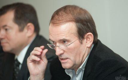 Журналисты обнаружили связь Медведчука с российским нефтегазовым бизнесом в Украине
