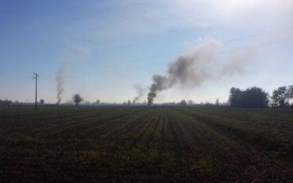 В Италии во время полета взорвался военный самолет: есть погибшие