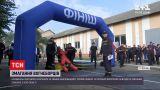 Новости Украины: буковинские пожарные в соревновании определяли сильнейшего