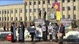 У Кропивницькому вшанували пам`ять загиблих під Дебальцевим