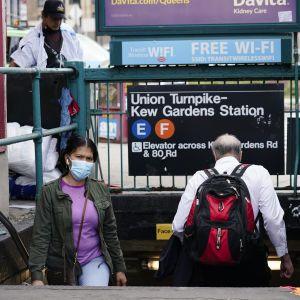 У Вашингтоні через інавгурацію Байдена на тиждень закриють 13 станцій метро