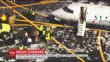 У США олень загинув від удару об пасажирський літак під час злету