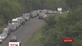 В Донецкой области остался один пункт пропуска с оккупированной территории