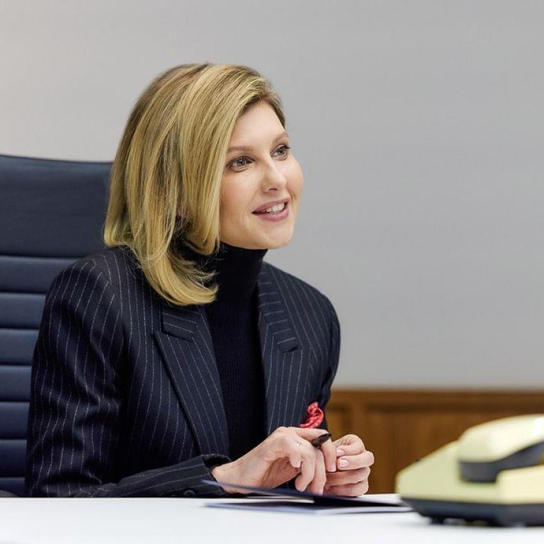 Після державної дачі: Олена Зеленська розповіла, чим буде займатися через три роки