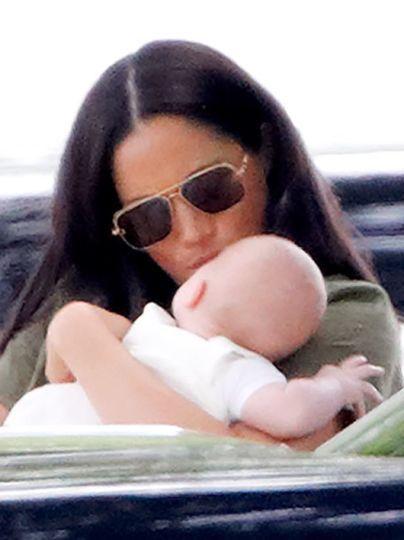 Меган с сыном / © Getty Images