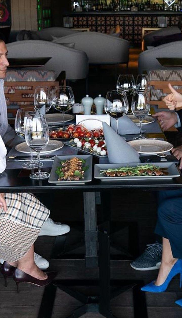 Владимир и Елена Зеленские встретились с Эштоном Катчером и Милой Кунис / © Instagram Елены Зеленской