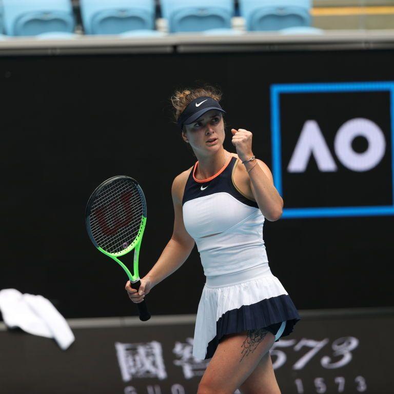 Свитолина разобралась с экс-первой ракеткой мира и во второй раз подряд вышла в четвертьфинал турнира в Риме