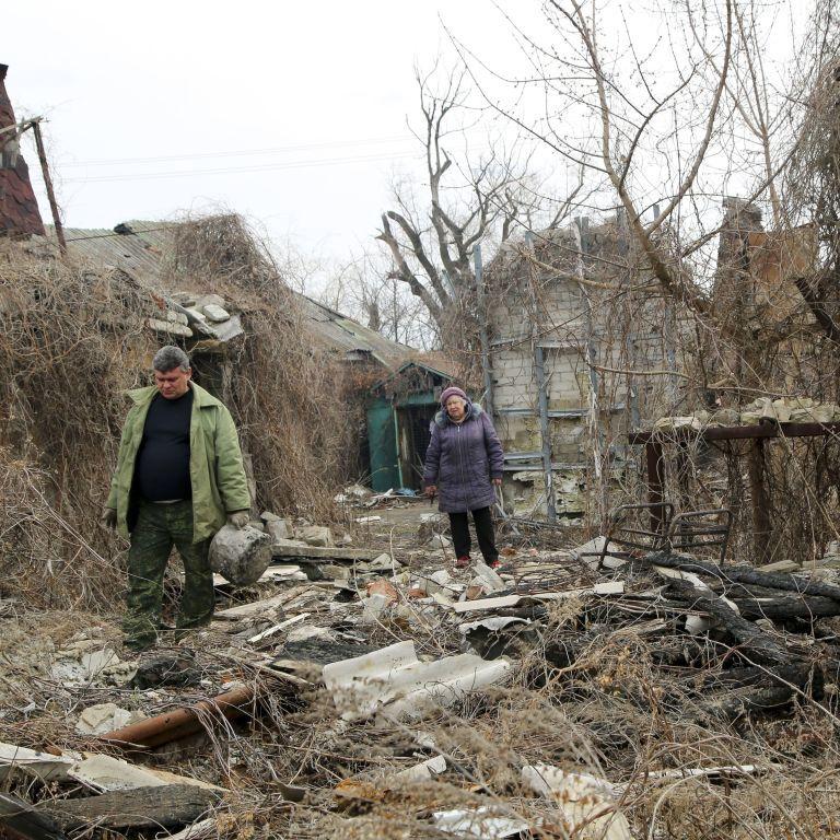 Обострение на передовой: представители Евросоюза посетят Донбасс