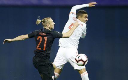 Хорватия - Испания - 3:5: онлайн-трансляция матча 1/8 финала Евро-2020