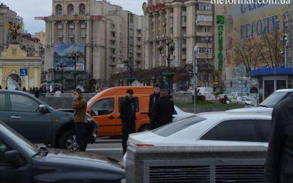 Стали відомі подробиці ДТП у центрі Києва, в яку потрапив син Порошенка