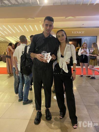 Ксенія Мішина та Олександр Еллерт / © Аліна Онопа, ТСН.ua