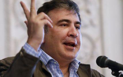 """Саакашвили обвинил сотрудников СБУ в """"крышевании"""" контрабанды в Одессе"""