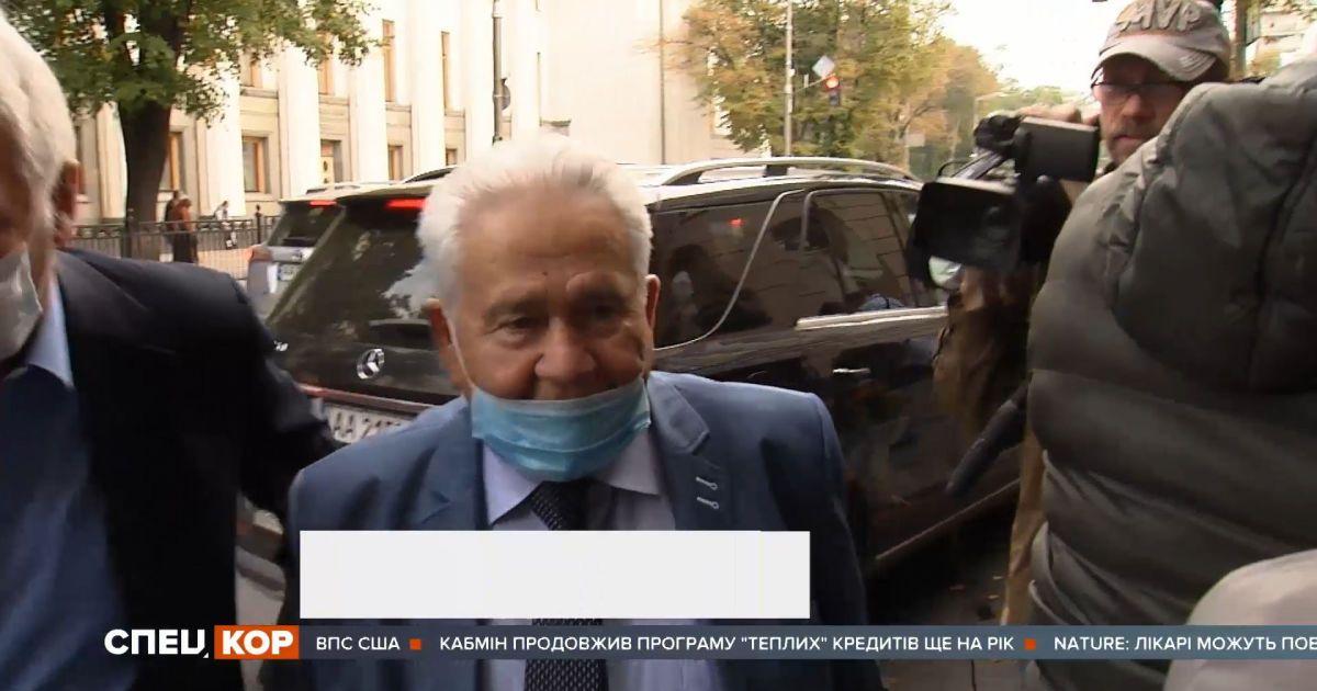 Витольд Фокин закончил работу в Трехсторонней контактной группе – его уволили по указу Президента