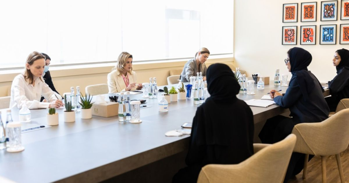 Олена Зеленська / © president.gov.ua