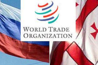 Росія планує в СОТ без згоди Грузії