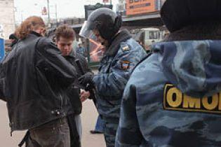 Незгодні марширують Москвою