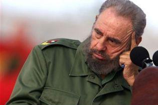"Чавес: ""Кастро майже одужав"""