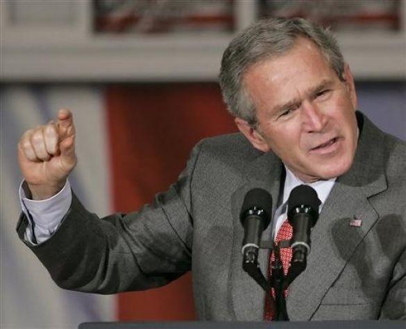 Буш приїде в Україну