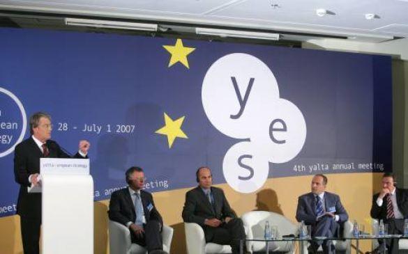 Ялтинська конференція - 2007