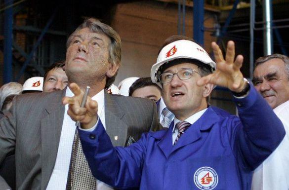 Ющенко - Тарута