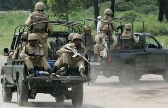 Пакістанське військо