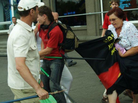 Бійка в Миколаєві