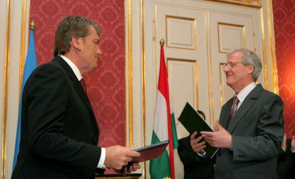Україна та Угорщина підписали низку угод