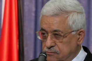 Палестинський лідер прилетів в Чечню