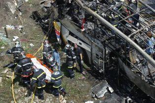 Велика аварія в Словаччині