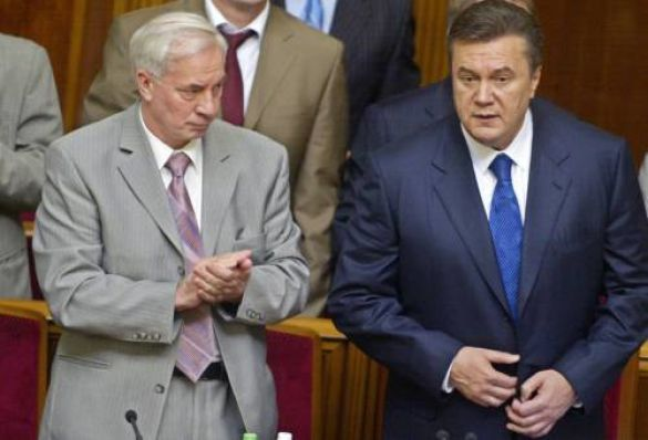 Азаров-Янукович