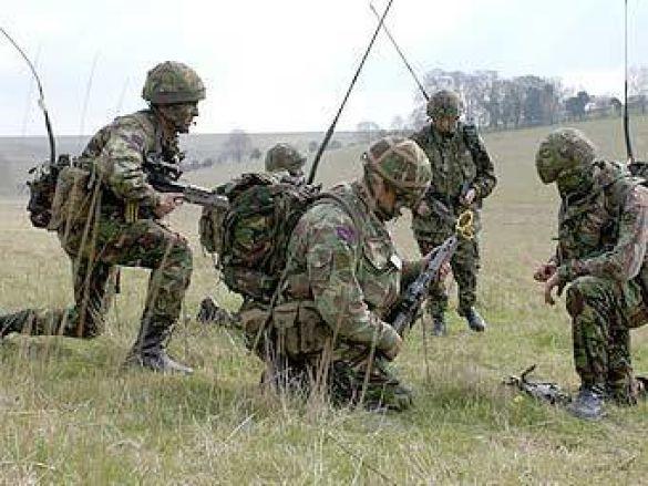 Британська армія