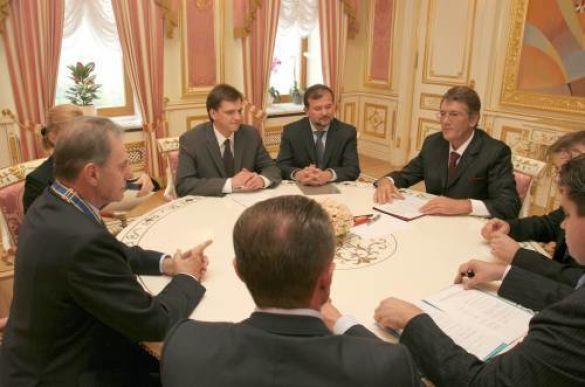 Засідання в Секретаріаті президента