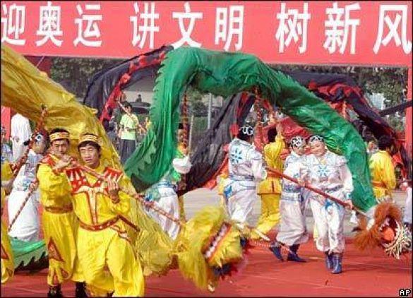 Репетиція Олімпіади в Пекіні
